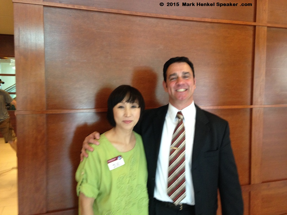 Mark Henkel - Helen Fu - District 45 Spring Conference - May 15-17 2015 - 1000x750