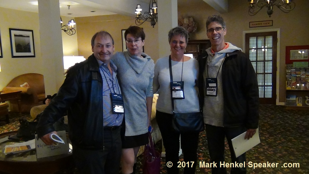 D45 Fall Conference 2017 – David Cormier, Deb Steeves, Charlene Fox, & Joe Grondin