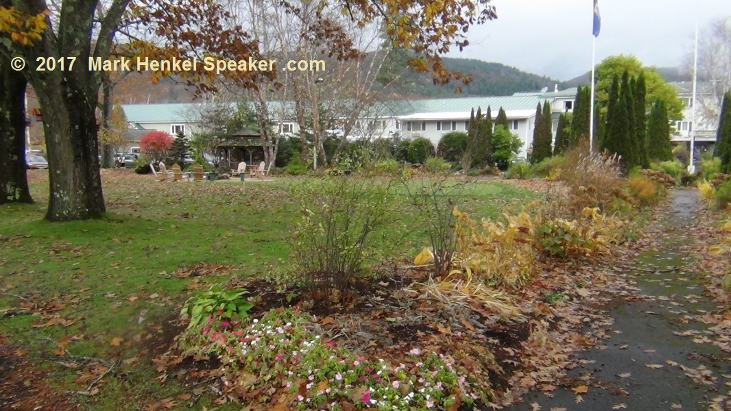 Lake Morey Resort – Fairlee, VT – Front side view