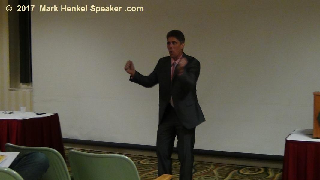 District 45 Fall Conference 2017 - Joe Grondin teaches original workshop #2