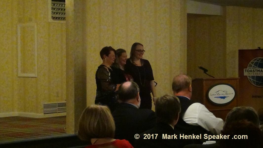 Last D45 Humorous Speech Contest 2017 - 3rd Place, Angi Francesco