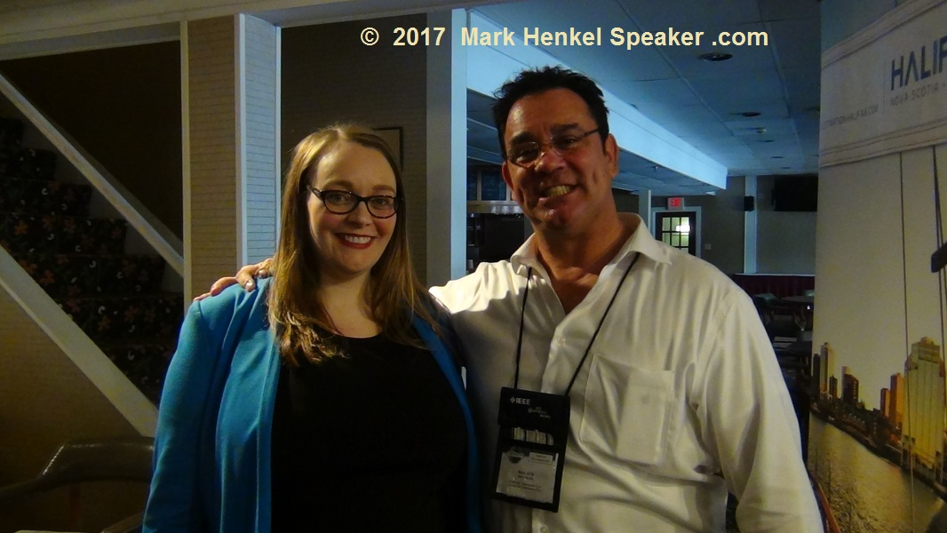 D45 Fall Conference 2017 - District Director and friend Malinda Regimbal & Mark Henkel