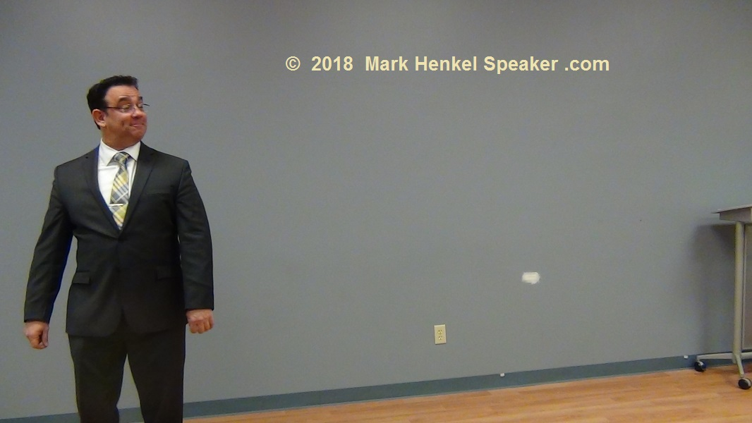 WOW - I Can Do This! - Mark Henkel - Motivation-A-Thon - #1