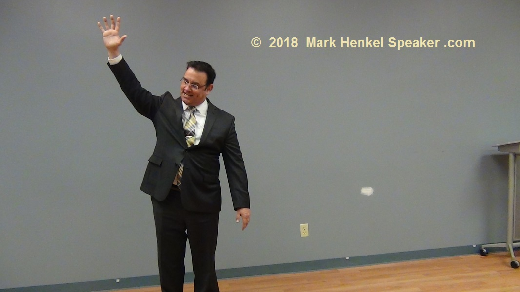 WOW - I Can Do This! - Mark Henkel - Motivation-A-Thon - #3