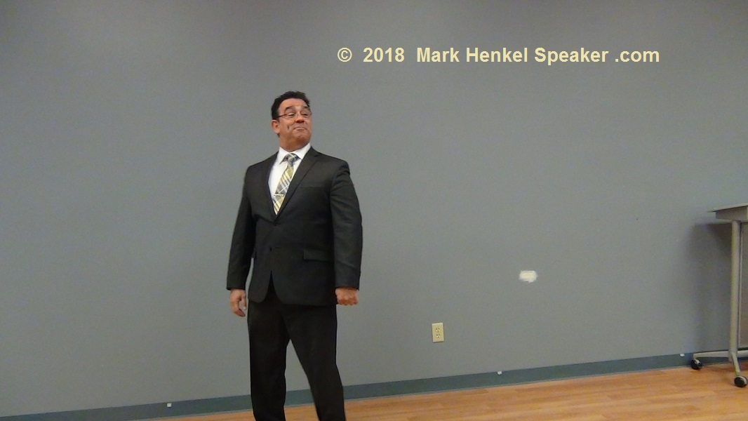 WOW - I Can Do This! - Mark Henkel - Motivation-A-Thon - #5