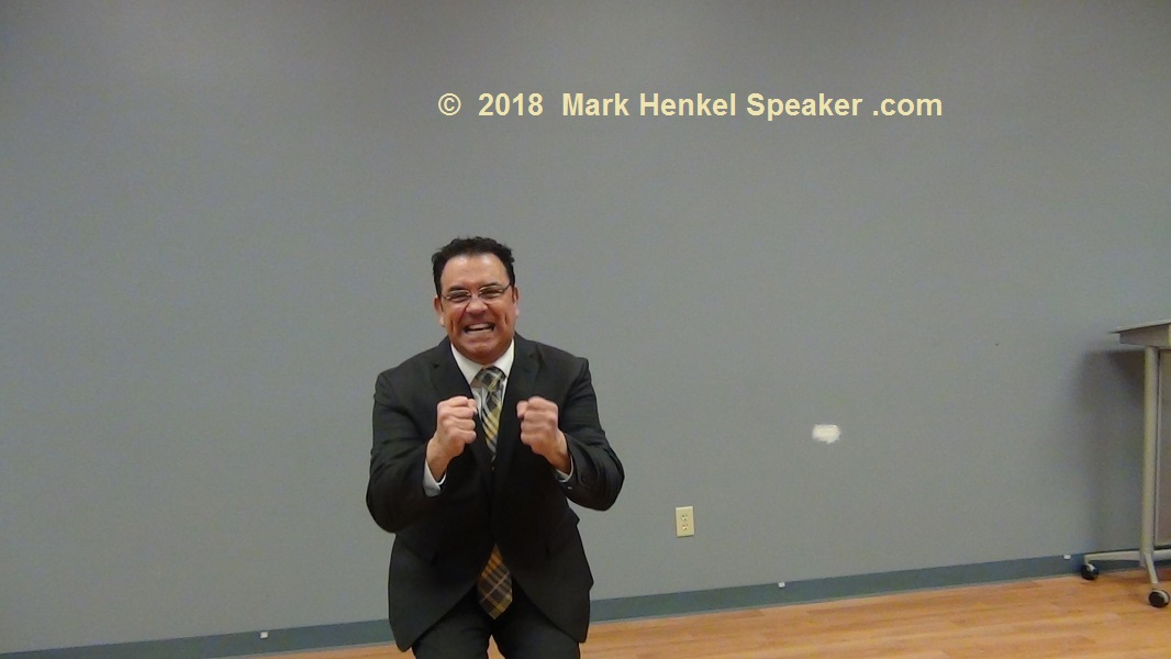 WOW - I Can Do This! - Mark Henkel - Motivation-A-Thon - #7