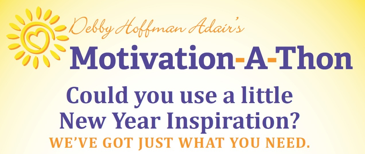Motivation-A-Thon, January 9, 2018