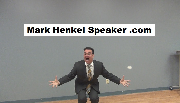 WOW - I Can Do This!  - 18 min. keynote by Mark Henkel