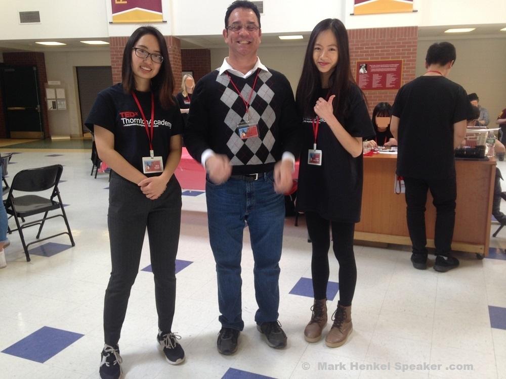 TEDxThorntonAcademy 2019 - Iris Tran - Mark Henkel - Zoey Nguyen - 3