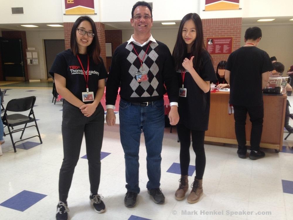 TEDxThorntonAcademy 2019 - Iris Tran - Mark Henkel - Zoey Nguyen - 4